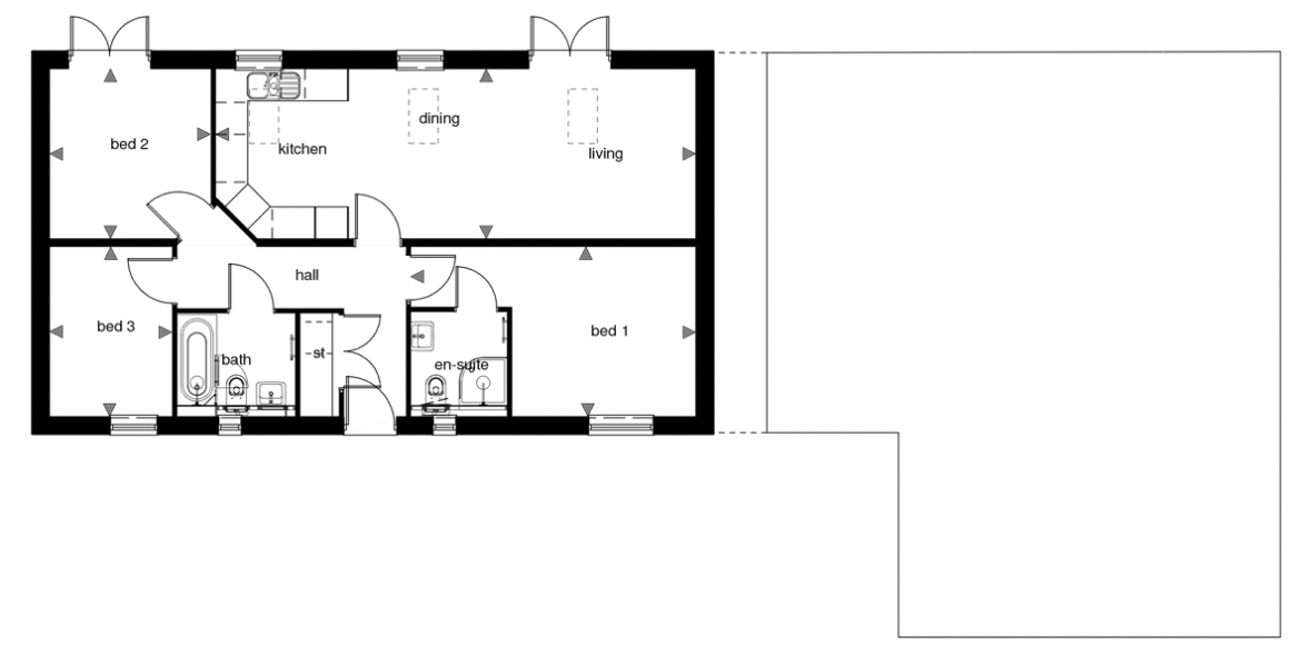 Plot_3_The_Cow_Byre_Floor_Plan