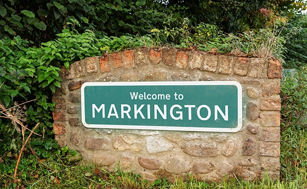Markington_Sign